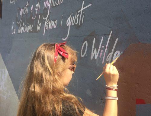Tour virtuale tra i murales del'Ortica