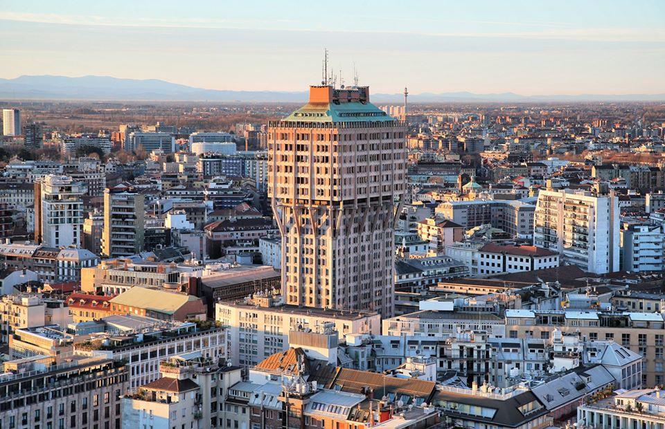 La Torre Velasca - foto di Andrea Cherchi